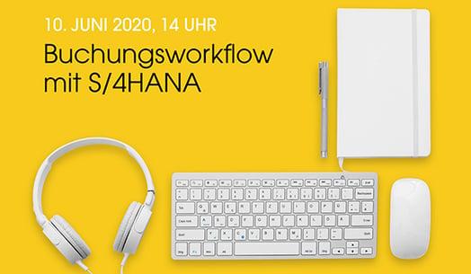 Five1-Webinar - Buchungsworkflow mit S4HANA - 10-06-2020 - HubSpot