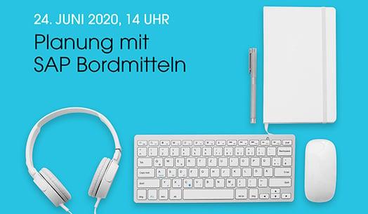 Five1-Webinar - Planung mit SAP Bordmitteln - 24-06-2020 - HubSpot