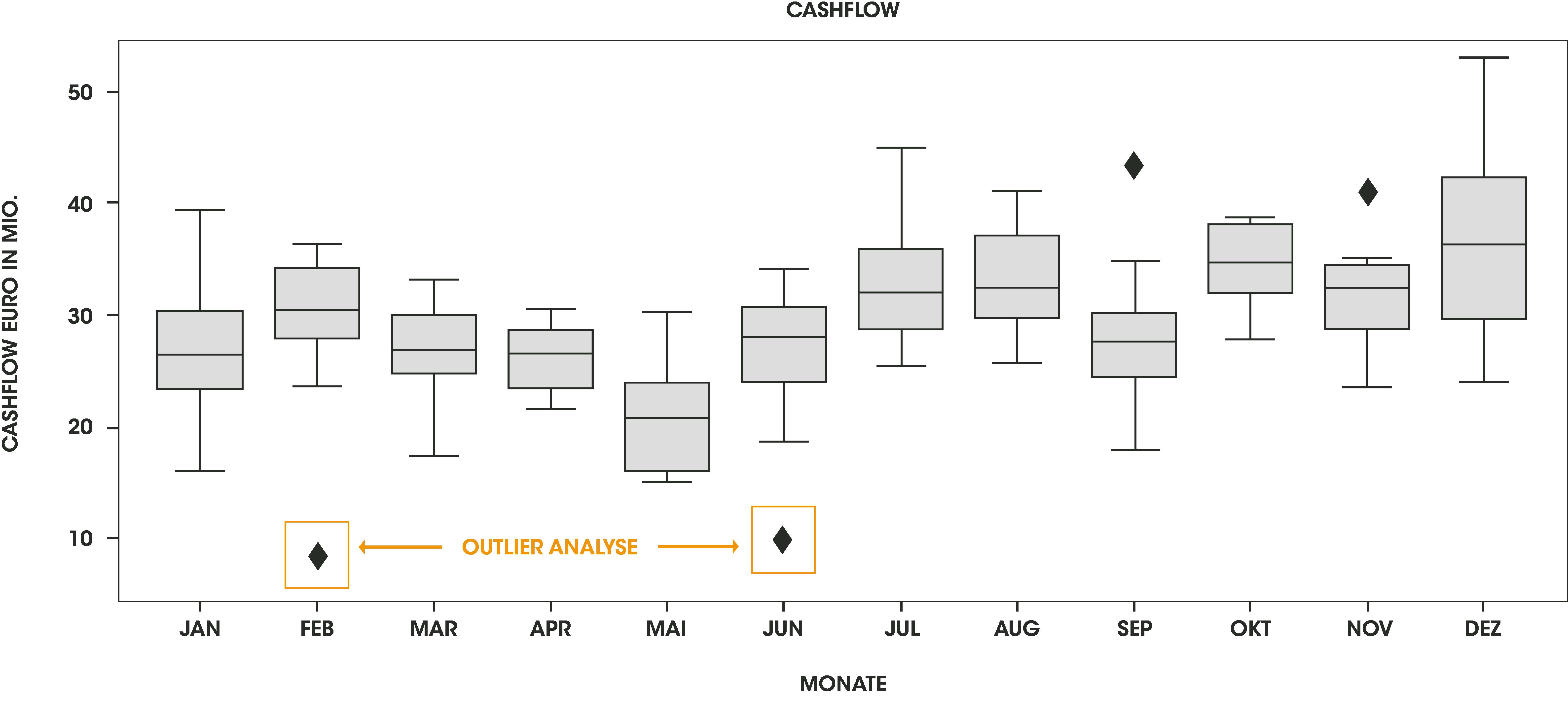 LiquiForecast Cashflow